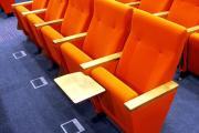 Konferenciaszék lehajtható írólappal gyártója 2